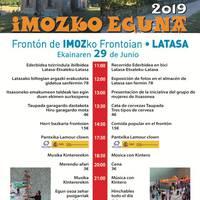 Imozko Eguna 2019