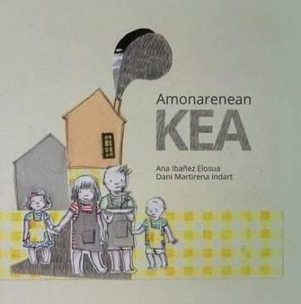 Ipuin kontalaria eta tailerra: Amonarenean Kea