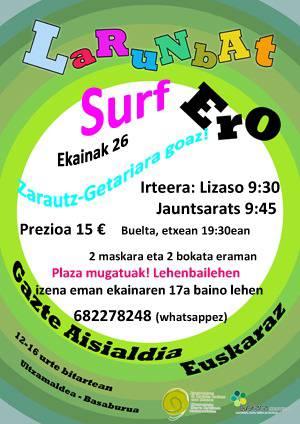 LarunbatERO surfERO