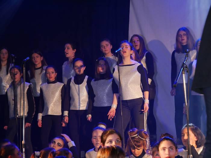 Ostiralean egitekoa zuen entsegu orokorra atzeratu du Aralar Musika Eskolak