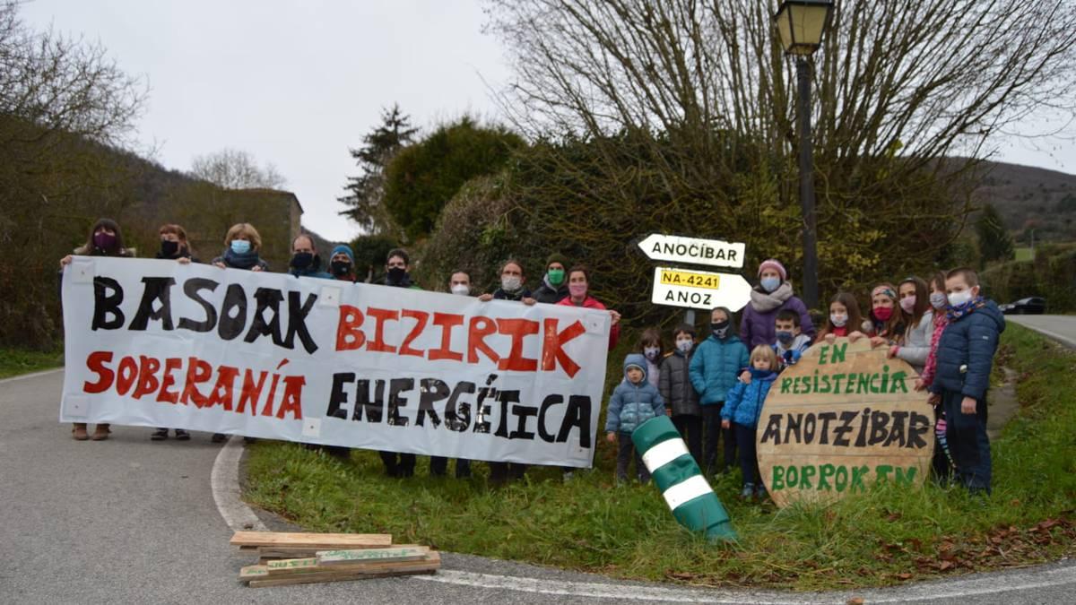 'Haize berriak' koordinadora sortu dute, energia trantsizioaren alde