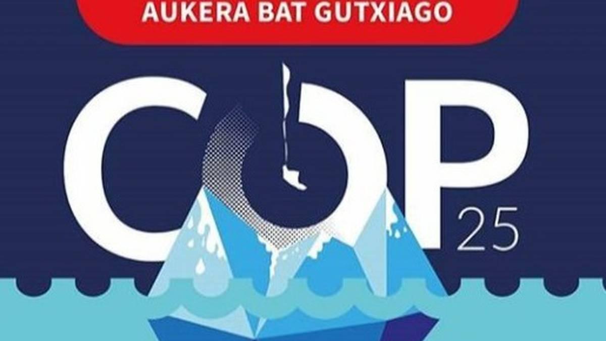 Lurraren ingurumen kolaborazioa, COP25 gailurraz