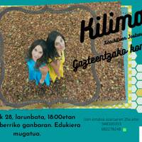 Kontaketa: Kilimak, xirrikituen jostunak