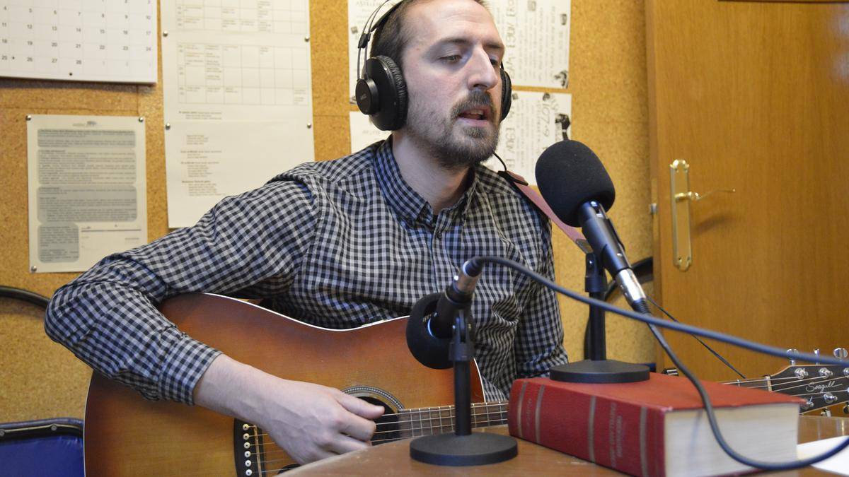 Musikaren tartea Iñaki Larraiotzen eskutik