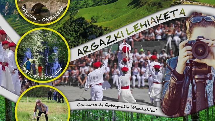 Abian da 'Mendialdea Zoragarria' argazki lehiaketa