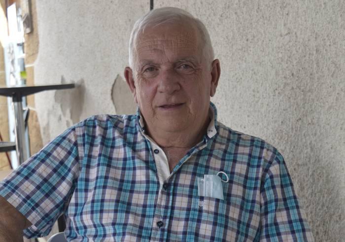 """Jose Luis Elkano: """"Irakasle falangistengandik engainatua sentitzen nintzelakoz hasi nintzen Eusko Bazterran"""""""