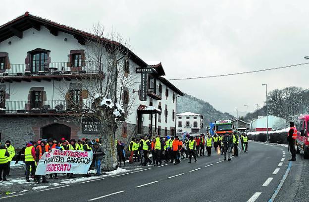 Arraizko Bentetatik eta Burutaingo herri-gunetik trafikoa urrutiratzeko proiektua lizitatu dute