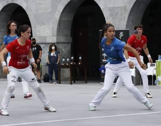 Andrea Aldaregia, Plazaz Plazako txapeldunordea