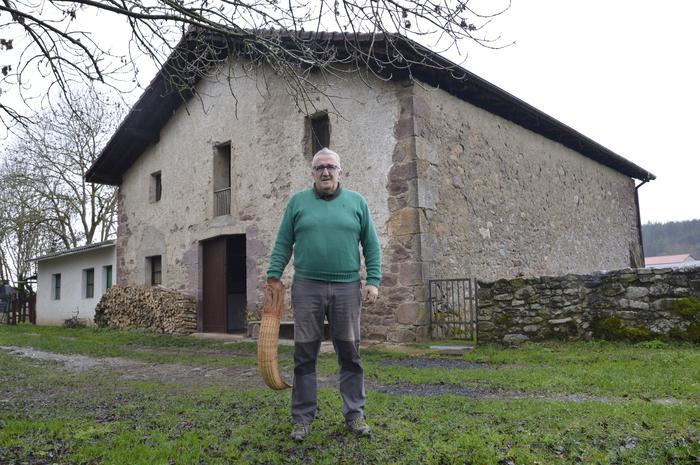 Jose Luis Recalde, Lantz erremontearen historian sartu zenekoa
