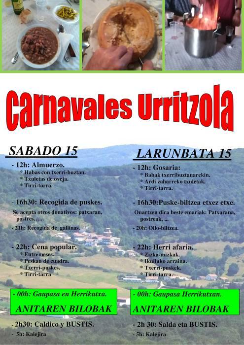 Urritzola-Galaingo ihoteak