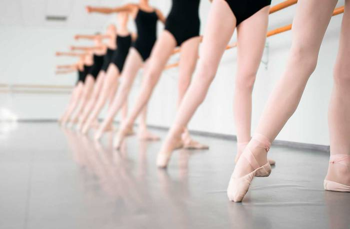 Ballet ikastaroak eginen dira ikasturte honetan Jauntsaratsen