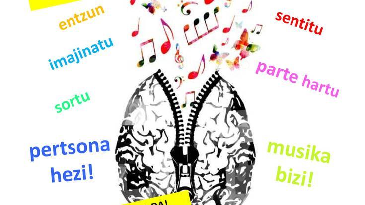 Aralar Musika Eskolak proba klaseak antolatuko ditu doan