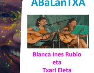 Abalantxa taldea berriro elkartu da eta emanaldia eskainiko dute Basaburuan
