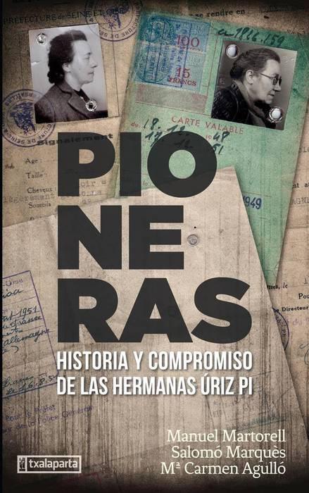 'Pioneras' liburuaren aurkezpena