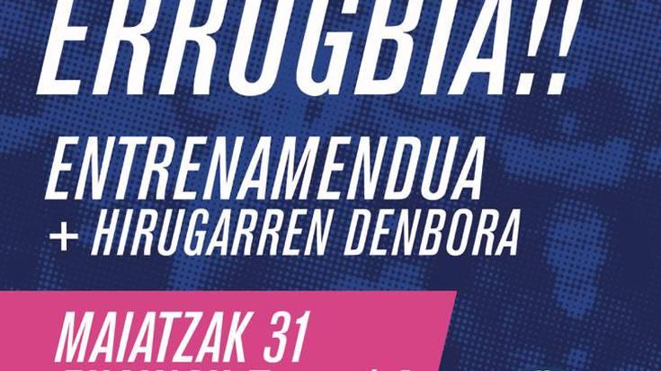 Baztan Rugby Taldeko senior taldea arriskuan